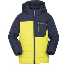 Kamik Van Winterjas Kinderen, geel/blauw